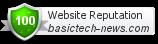 Webutation 100% basictech news