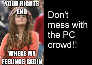the pc crowd