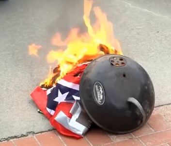 Burning the Flag